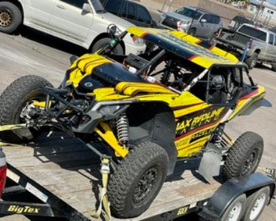 Sale Pending!! Jax Redline s Proven Lone Racing Built Turbo Canam Score/BITD