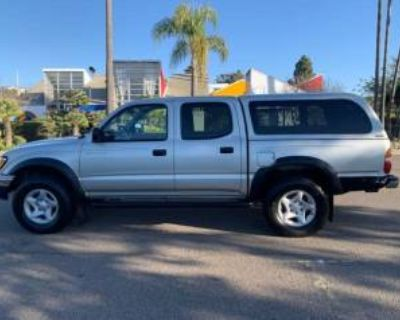 2002 Toyota Tacoma PreRunner Double Cab V6 RWD Automatic
