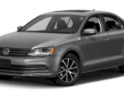 2017 Volkswagen Jetta 1.4T SE