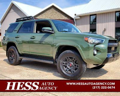 Used 2020 Toyota 4Runner TRD Pro 4WD (Natl)