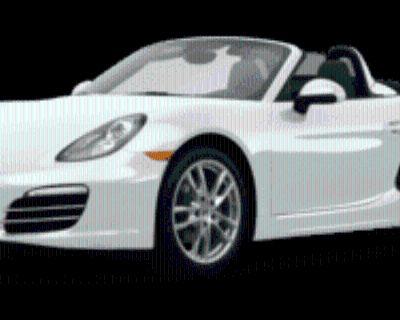 2013 Porsche Boxster Standard