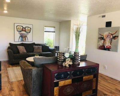 Newly Remodeled Sports Village 2 bedroom 2 bath condo - St. George