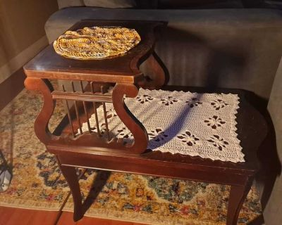 ISO matching side table