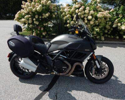 2014 Ducati Diavel Sports Cruisers Concord, NH