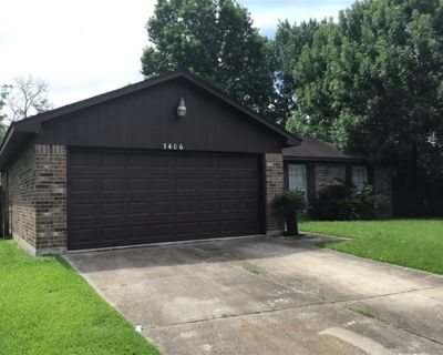 1406 Holbech Lane, Channelview, TX 77530