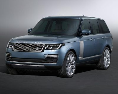 2019 Land Rover Range Rover 5.0L V8 Supercharged