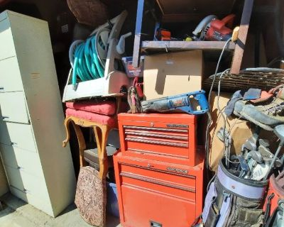 Short Notice Fallbrook Abandoned Storage Auction
