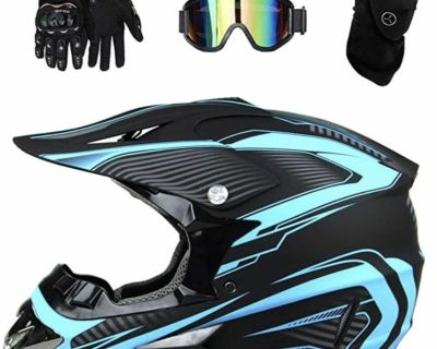 Looking to buy kids gear for quading or dirt biking picture is just for reference