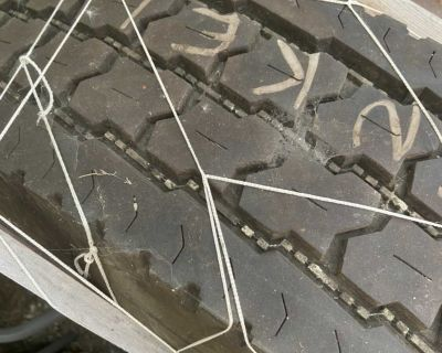 2 semi tires for sale