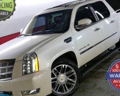 2011 Cadillac Escalade Platinum Edition