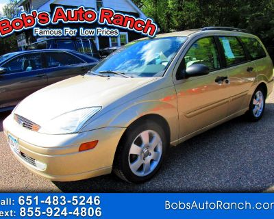 Used 2002 Ford Focus 4dr Wgn ZTW