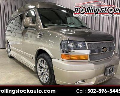 Used 2014 Chevrolet Express G1500 3LT RV