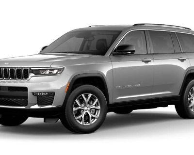 New 2021 JEEP Grand Cherokee L Limited 4x4 Sport Utility