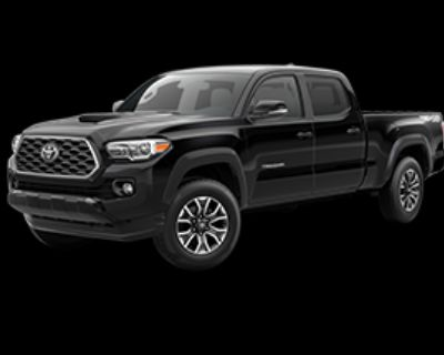 2021 Toyota Tacoma 4WD TRD Sport