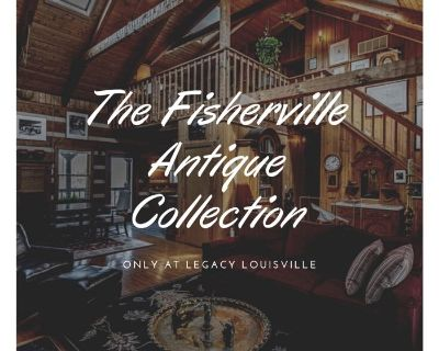Fisherville Art Antiques Collectables and MUCH MORE