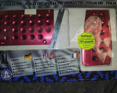Car styling pedals(new)