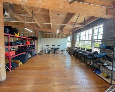 Modern Industrial Studio, Portland, OR