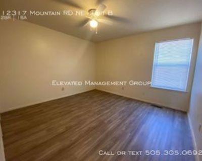 12317 Mountain Rd Ne #B, Albuquerque, NM 87112 2 Bedroom Apartment