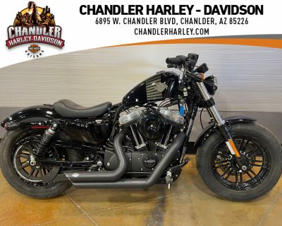 Pre-Owned 2017 Harley-Davidson Forty-Eight Sportster XL1200X