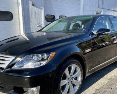 2012 Lexus LS LS 600h L