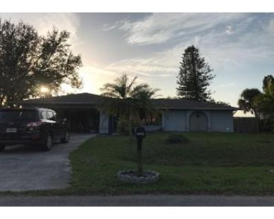 3 Bed 2 Bath Preforeclosure Property in North Fort Myers, FL 33917 - Mirror Lake Dr