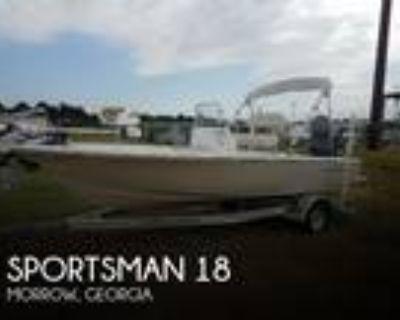 18 foot Sportsman 18