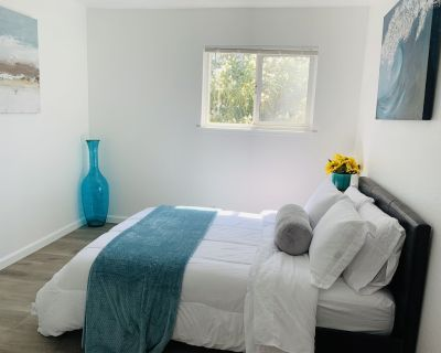 Bright Private In-law 1 bedroom unit in San Leandro hills w/ Washer&Dryer - San Leandro