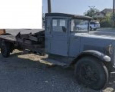 1928 Graham Brother 1 Ton Flatbed Truck Used In Movies