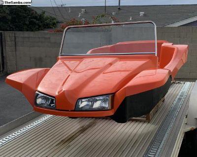 Mojave Manx dune buggy body kits