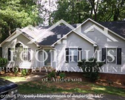 2823 Leconte Rd, Anderson, SC 29621 3 Bedroom House