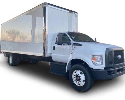 2018 FORD F750 Box Trucks, Cargo Vans Truck