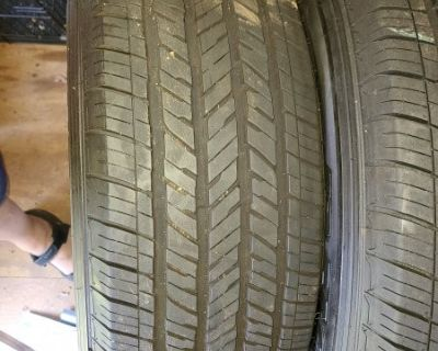 FS Tires and rims