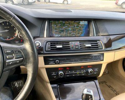 2014 BMW 5 Series 4dr Sdn 528i xDrive AWD