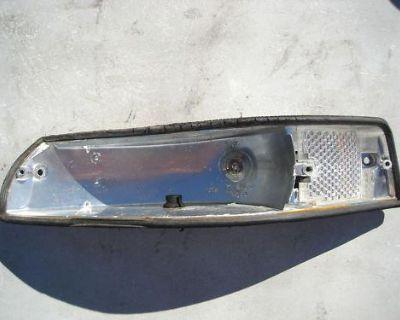 Porsche Turn Signal Housing Turnsignal Lamp Light Park