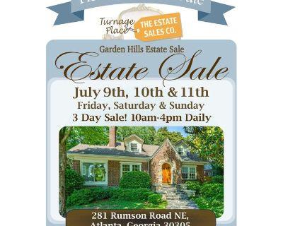Garden Hills Estate Sale