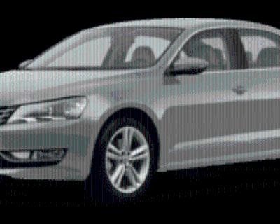 2012 Volkswagen Passat TDI SEL Premium DSG