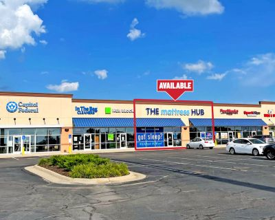 ROCK ROAD RETAIL AVAILABLE AT DERBY MARKETPLACE