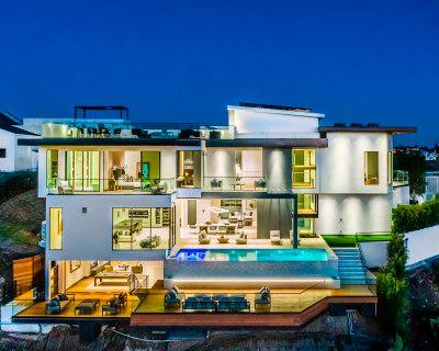 Bel-Air Modern Mansion, Los Angeles, CA