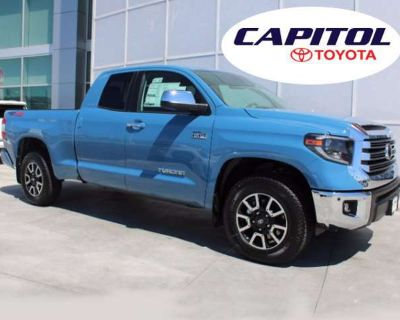 2021 Toyota Tundra Limited Double Cab 6.5' Bed 5.7L