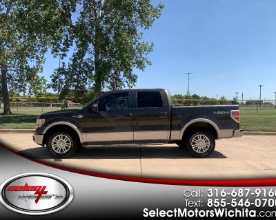"""Used 2009 Ford F-150 4WD SuperCrew 145"""" King Ranch"""