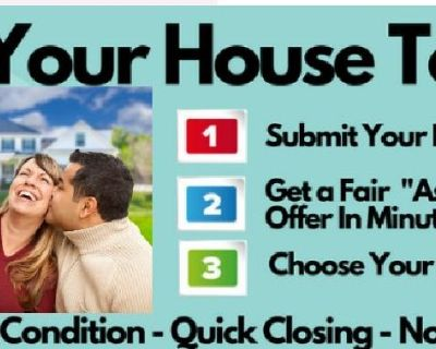 WE BUY HOUSES FAST CASH, CALL 213-7618-618