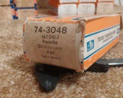 Nos Porsche 356sc / 912 German Ate/trw Sodium Filled Ex Valves # 74-3048