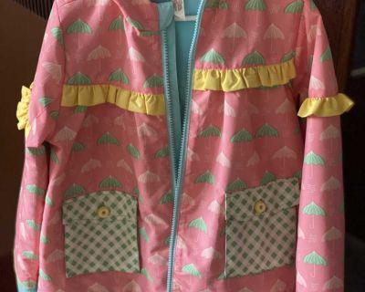 Matilda Jane Umbrella Raincoat with Hood