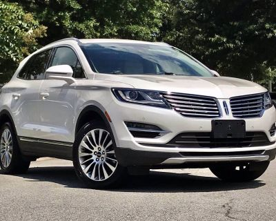 Pre-Owned 2018 Lincoln MKC Reserve AWD SUV