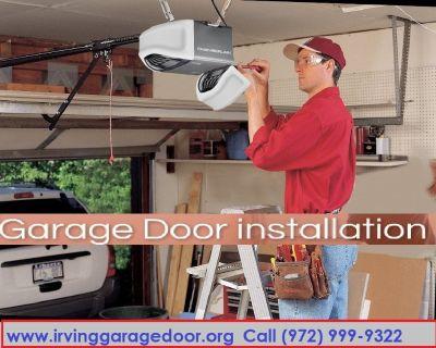 Expert in Garage Door Opener Repair ($25.95) 75039 Irving TX
