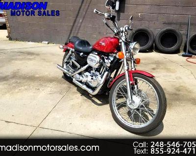1998 Harley-Davidson XL 1200C SPORTSTER