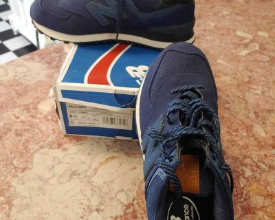 New balance shoe's