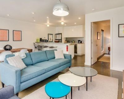 Modern, Hip, High End, Newly constructed One Bedroom in the Haight - Buena Vista