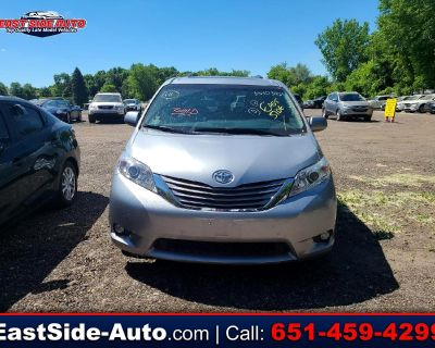 Used 2015 Toyota Sienna 5dr 8-Pass Van XLE FWD (Natl)