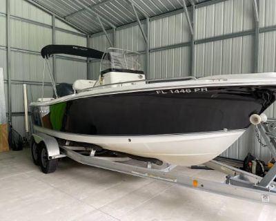 2014 Sea Hunt Triton 202